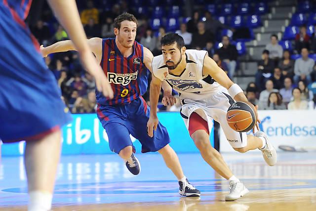 Entrada de Andres Rodriguez. Foto: victorsalgado.com