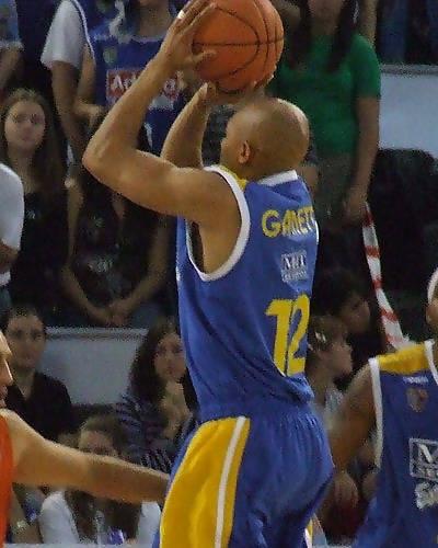Marlon Garnett intenta una suspensión (Foto: Fran Martínez)