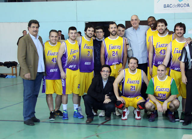 Presentación del Nuevo Solobasket (fotos basquetmaniàtic)