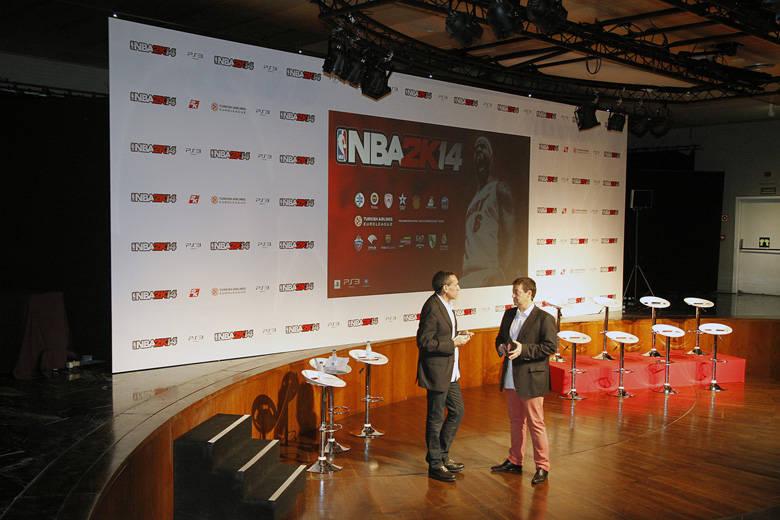 Sixto Serrano y Antoni Daimiel presentaron el evento  Foto: Rocío Benítez