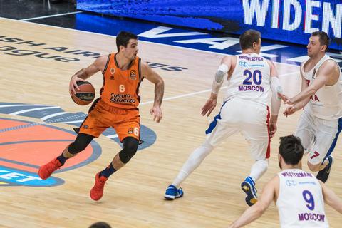 Fotogalería  Euroleague Valencia Basket Club vs. CSKA 19b10be49de58