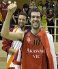 Jon Santamaría ganó Liga y Copa con el Akasvayu CB Vic
