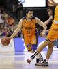 Rafa Martínez, el más destacado de Valencia Basket