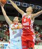 La superioridad en el juego interior de las rusas ha sido una de las claves del partido (foto: fibaeurope.com)