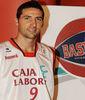 Sergi Vidal, con la camiseta de Caja Laboral Baskonia (www.baskonia.com