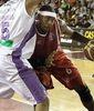 Rick Hughs de nuevo MVP para León