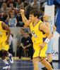 Fede Van Lacke brilló en Madrid, pero no pudo llevarse el triunfo( ACB PHOTO /A.Martín)