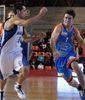 Chris Hernández fue de lo mejor de Ford Burgos (Foto: Melilla Baloncesto)