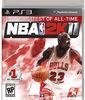 Michael Jordan, portada de NBA 2K11