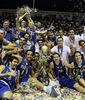 Brasil, campeón del Sudamericano (Foto: FIBA Americas)
