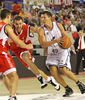 Blums fue uno de los destacados en el equipo vasco (ACB Photo/J.Alberch)