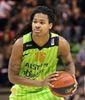 Mickael Gélabale, MVP de la jornada (www.asvelbasket.com)