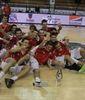 Estrella Roja, ¡campeón del NIJT Belgrado '11!
