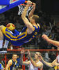 Luka Zoric fue una semana más el mejor del Zagreb (Foto: KK Zagreb)