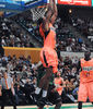 Alan Anderson realizando un mate de espaldas.Foto: victorsalgado.com