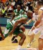 Jarvis Hayes, héroe de Aliaga (Foto: Basketizm.com)
