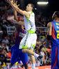 Uros Tripkovic realizando una entrada. Foto: victorsalgado.com