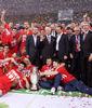 Olympiacos es el nuevo campeón de la copa griega (Olyampicos.org)