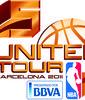NBA 5 United Tour Barcelona