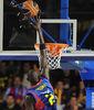 El Regal Barça consigue la primera victoria en la Final ACB / Foto: Victor Salgado