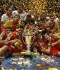 España Sub18: Generación dorada, campeona de Europa (Foto FIBAEurope)