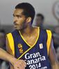 Samuel Domínguez con el equipo ACB