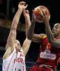 Bo McCalebb, héroe macedonio (Foto FIBA Europe/Castoria/Metlas)