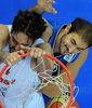 Pau Gasol, imparable para Serbia (Foto: FIBA Europe / Castoria / Matthaios)