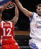 Haynes, en pleno mate (Foto FIBA Europe/Castoria/Kulbis)