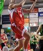 Román Montañez fue de los más destacados en el equipo manresano con 16 puntos (Foto Jordi Montraveta)