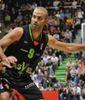 Tony Parker destacó en su debut (www.asvelbasket.com)