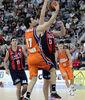 Rafa Martínez guió a los suyos a la victoria (ACB PHOTO / Lino González)