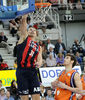 Teletovic volvió a ser el mejor azulgrana (ACB PHOTO / Lino González)