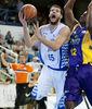 Kaloyan Ivanov firmó un gran encuentro (ACB Photo / Óscar Gimeno)