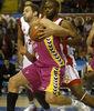 Pancho Jasen, seguro en ataque (ACB Photo/Tolo Parra)