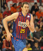 Erazem Lorbek fue el mejor del Barça (foto: FM)