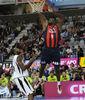 Destellos de Joey Dorsey ACB PHOTO/ Lino González