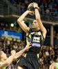 Plástica suspensión de Nico Batum (basketactu.com)