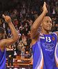Tillman y Vinicius agradecen el apoyo del público (Foto: Dep. Comunicación Ford Burgos)