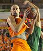 Lubos Barton, el mejor de su equipo (Foto: ACB Photo/Fran Martínez)