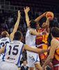 Jamon Lucas, el mejor de Galatasaray ante Anadolu Efes (Foto: Galatasaray)