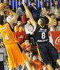 Leo Mainoldi , el mejor del Fuenla con 23 puntos