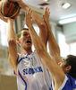 Boris Bojanovsky, durante el pasado Europeo B U18 (Foto: fiba.europe.com).