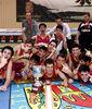 Cajasol, campeón de España cadete 2012 (foto FEB)