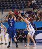 Salva Arco, partido casi perfecto (Foto: web Baloncesto Melilla)