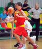 Ricardo Pámpano con la camiseta de Europa (Foto: FIBA Europe)