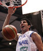 Lior Eliyahu, protagonista de la jornada (Foto: FIBA Europe/Oded Karni)