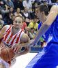 A pesar del gran partido de Rakocevic, el Estrella Roja no pudo llevarse la victoria (Foto: ABA Liga)