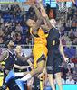 Charles García no tuvo su mejor día ante el CB Canarias (ACB Photo/Fran Martínez)