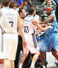 Sin duda, un partido de máxima tensión (Foto: ACB Photo/A. Martín)